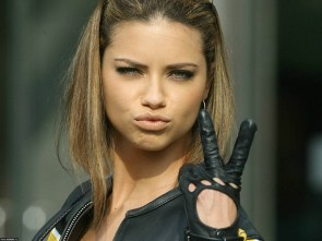 Adriana Lima is Victorious