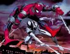 Anti-Venom and Spider-Man