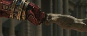 Avengers Fist Bump