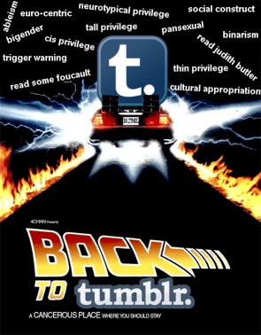 Back to Tumblr