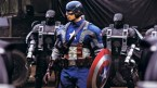Captain with Hydra Agents