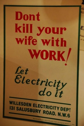 Don't kill your wife
