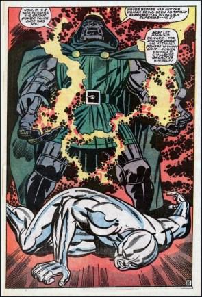 Doom posses the power cosmic