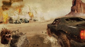 Fury Road Confrontation