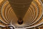 Hyatt Shanghai hotel atrium