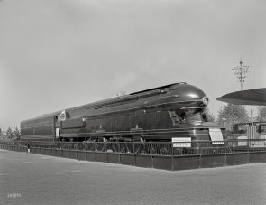 Locomotive of Tomorrow