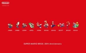 Mario Evolutions