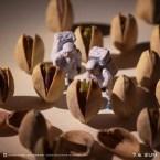 Miniature Alien Pods