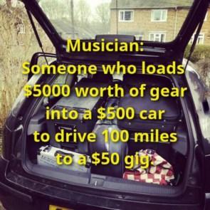 Musician Definition