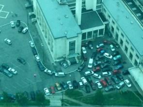 Parking Cluster Fuck