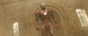 Shiney Red Iron Man