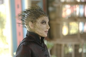 Spiney girl from Agents of SHIELD