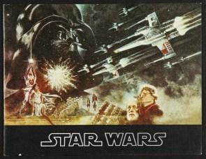 Star Wars original poster wallpaper
