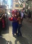 Topless Mario Hugger