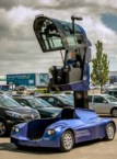 Transforming Sports Car
