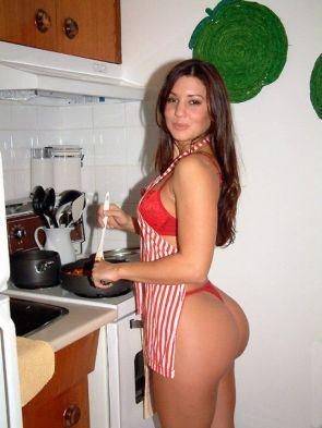 kitchen butt