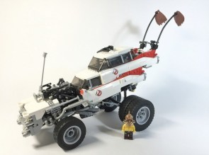 Mad Max Legos
