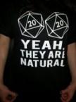 Natural 20s