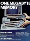 one megabyte memory