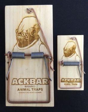 Ackbar Animal traps