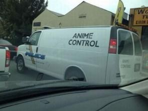 Anime Control