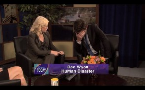 Ben Wyatt – Human Disaster