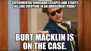 Burt Macklin