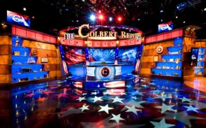 Colbert Report Set