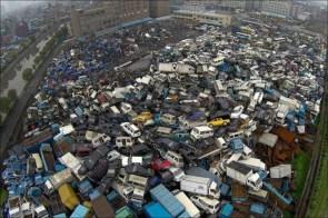 Disused Car Lot