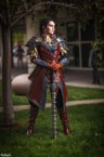 Dragon Age Iquisition Cosplay – The Inquisitor Sarah Cain