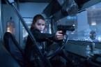 Emilia Clarke has a pistol