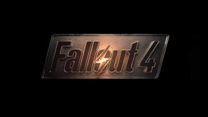 Fallout 4 Logo Wallpaper