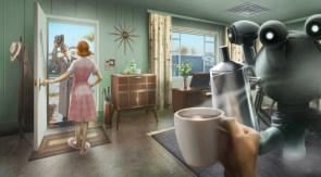 Fallout 4 vault tec salesman