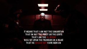 I am not the Samaritan