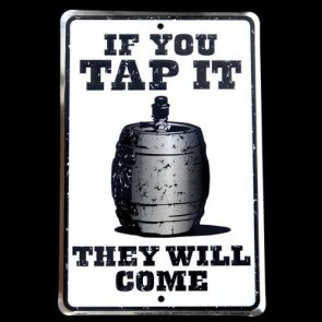 If you tap it