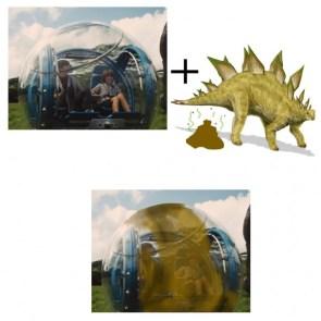 Jurassic Shitball