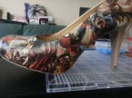 Marvel Zombie Shoes
