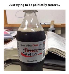 Politically Correct Coke