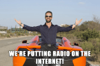 Radio on the Internet