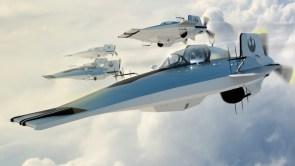 Seth Witte Spaceship