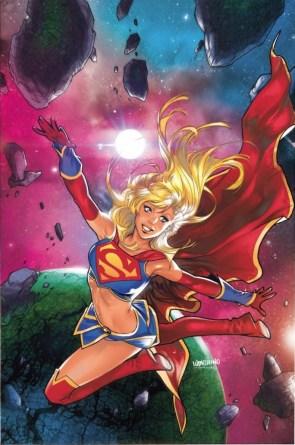 Sexy Supreme Supergirl