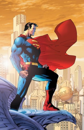 Superman by Jim Lee