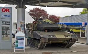 Tank Fuel Up
