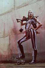 Tank Girl Cosplayer