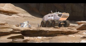 The Martian Plantation