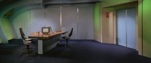 The Original Enterprise Conference Room