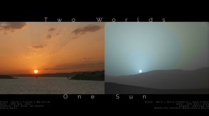 Two Worlds – one Sun