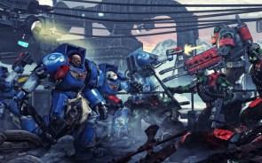 Warhammer 40k – Waaaaaug fighters