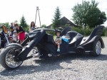 Batman Trike by Game Over Cycles
