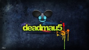 deadmau5 splatter in color